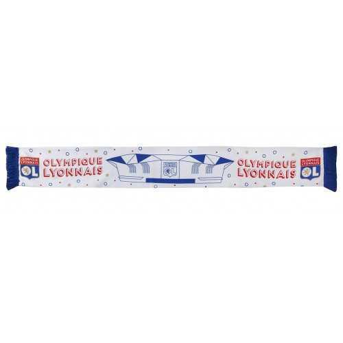 Écharpe Stade gamme Lyonnais - Unique - Unique