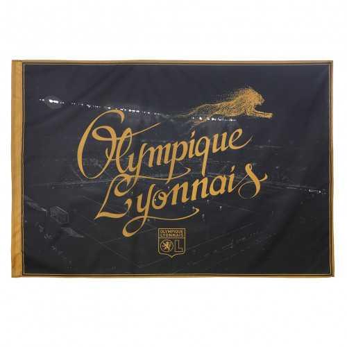Drapeau Black Edition - Taille - Unique