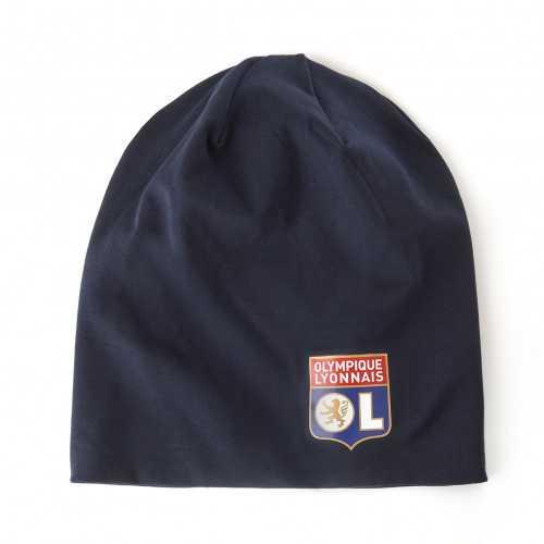 Bonnet Running bleu Adulte RefleKt Olympique Lyonnais - Taille - Unique