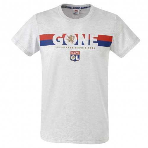 T-Shirt Gone gris Adulte - Taille - L