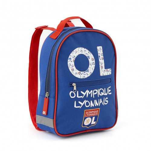 Petit sac à dos enfant Olympique Lyonnais - Taille - Unique