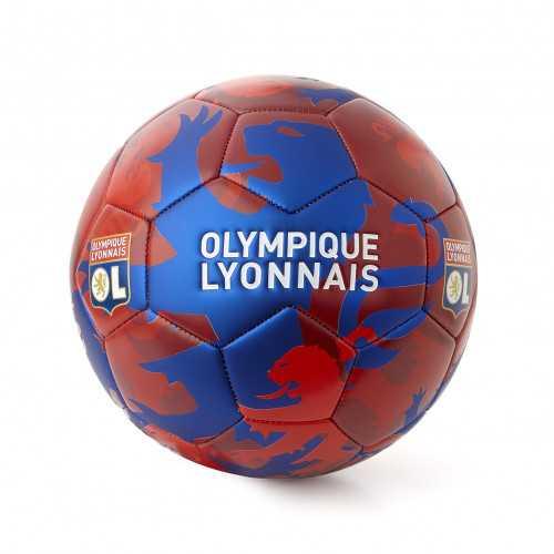 Ballon OL Lion T5 - Taille - Unique