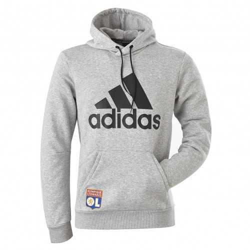 Sweat-shirt adidas adulte gris - Taille - XS