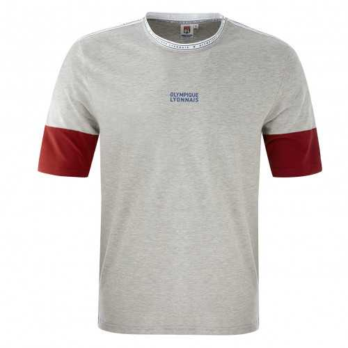 T-shirt manches courtes Street Spirit Gris Adulte - Taille - S