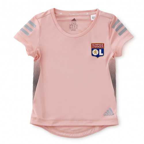 T-shirt Run rose adidas junior - Taille - 13-14A