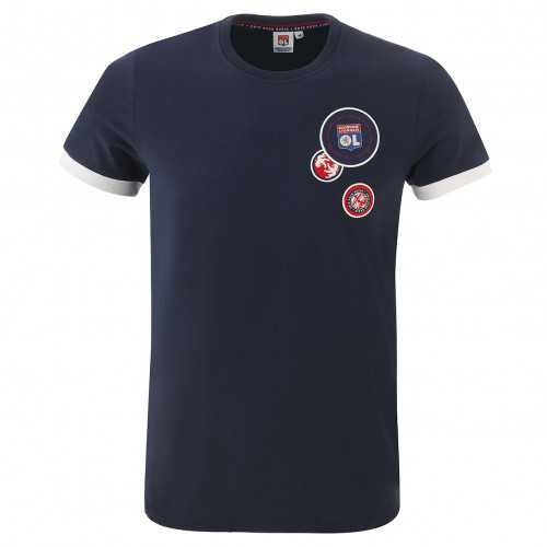 T-shirt Patch Adulte